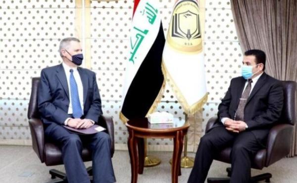 رایزنی الاعرجی با سفیر آمریکا درباره سفر آینده الکاظمی به واشنگتن