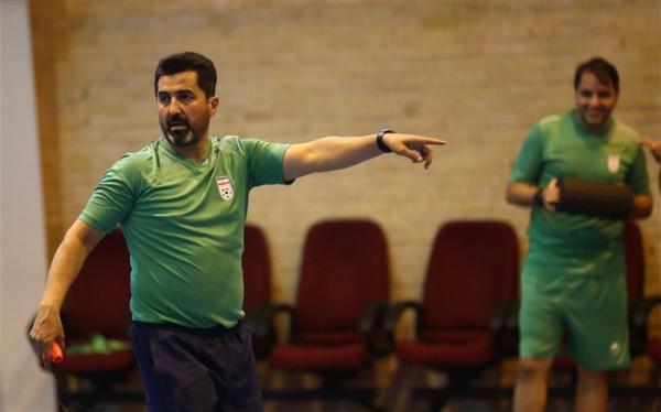 جام جهانی فوتسال؛ تیم ملی ایران راهی لیتوانی شد