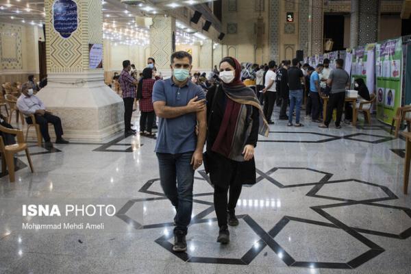 کدام شهرهای خوزستان بیشترین و کمترین پوشش واکسیناسیون را دارند؟
