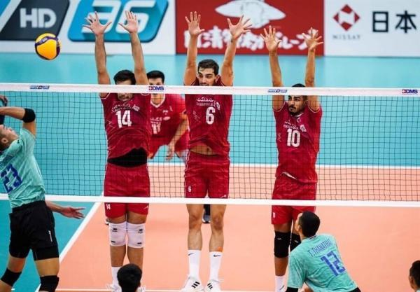 تور ارزان هلند: والیبال قهرمانی مردان دنیا 2022 ، ایران با آرژانتین، هلند و مصر هم گروه شد