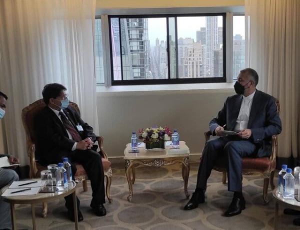 تاکید وزیران خارجه ایران و نیکاراگوئه بر برگزاری کمیسیون مشترک مالی