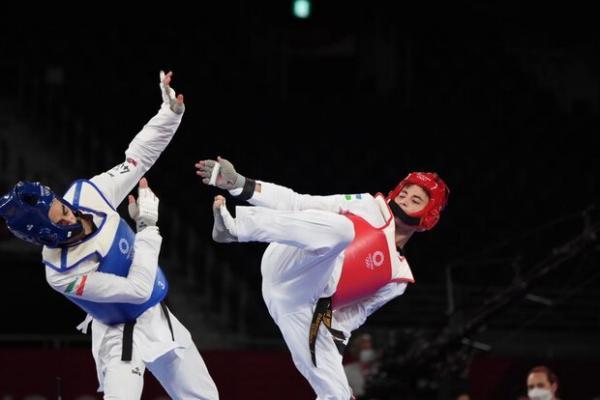 رنکینگ نو المپیکی های تکواندو اعلام شد، معین صندلی ایرانی ها